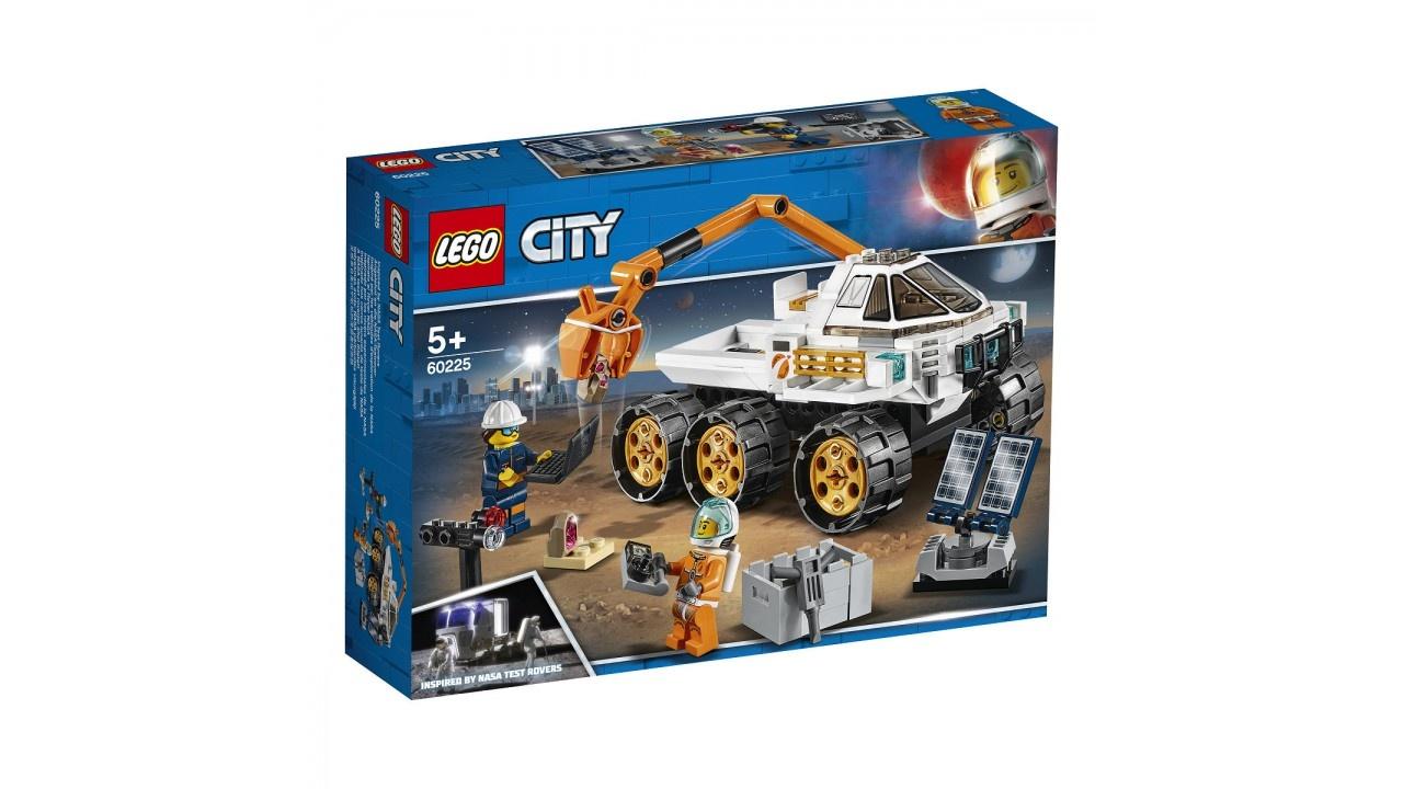 Lego LEGO City Space Port Testrit Rover