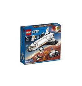 Lego LEGO City Space Port Mars onderzoeksshuttle