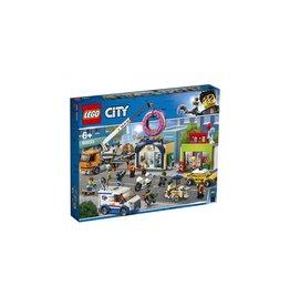 Lego LEGO City Opening donutwinkel