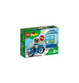 Lego LEGO DUPLO Politiemotor