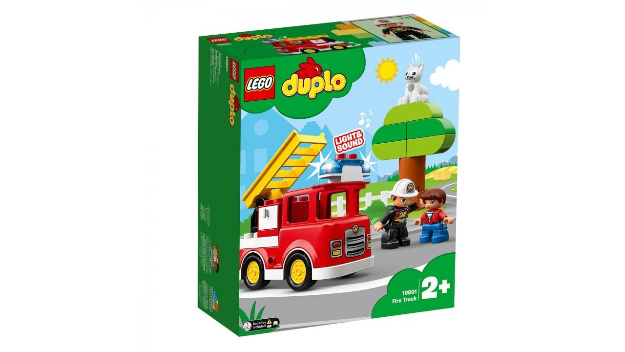Lego LEGO DUPLO Brandweertruck