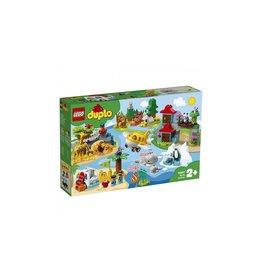 Lego DUPLO Dieren van de wereld