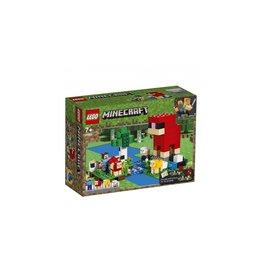 Lego LEGO Minecraft De schapenboerderij