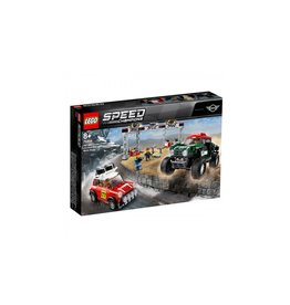 Lego LEGO Speed Champions 1967 Mini Cooper S Rally en 2018 MINI J