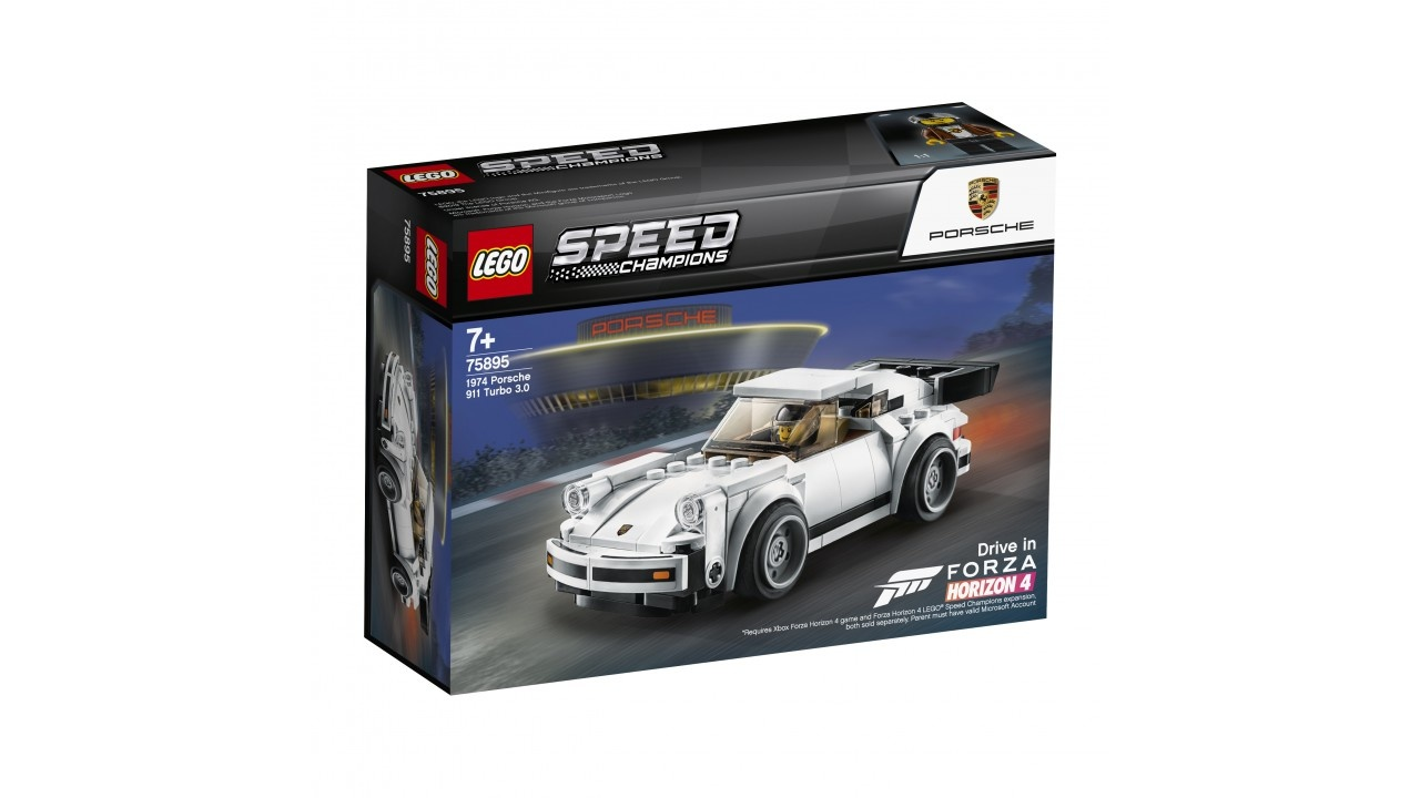 Lego LEGO Speed Champions 1974 Porsche 911 Turbo 3.0