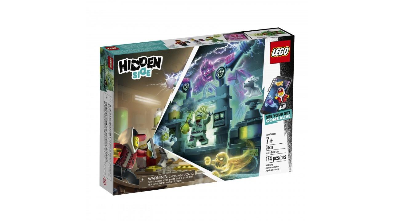 Lego LEGO Hidden Side J.B. AND apos;s spooklab