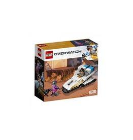 Lego LEGO OVERWATCH Tracer vs. Widowmaker