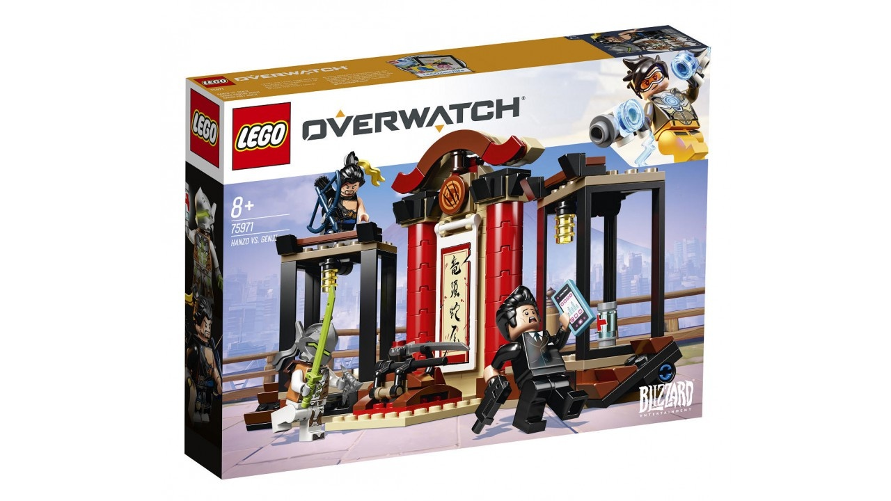 Lego LEGO OVERWATCH Hanzo vs. Genji