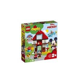Lego DUPLO Mickey AND apos;s vakantiehuisje