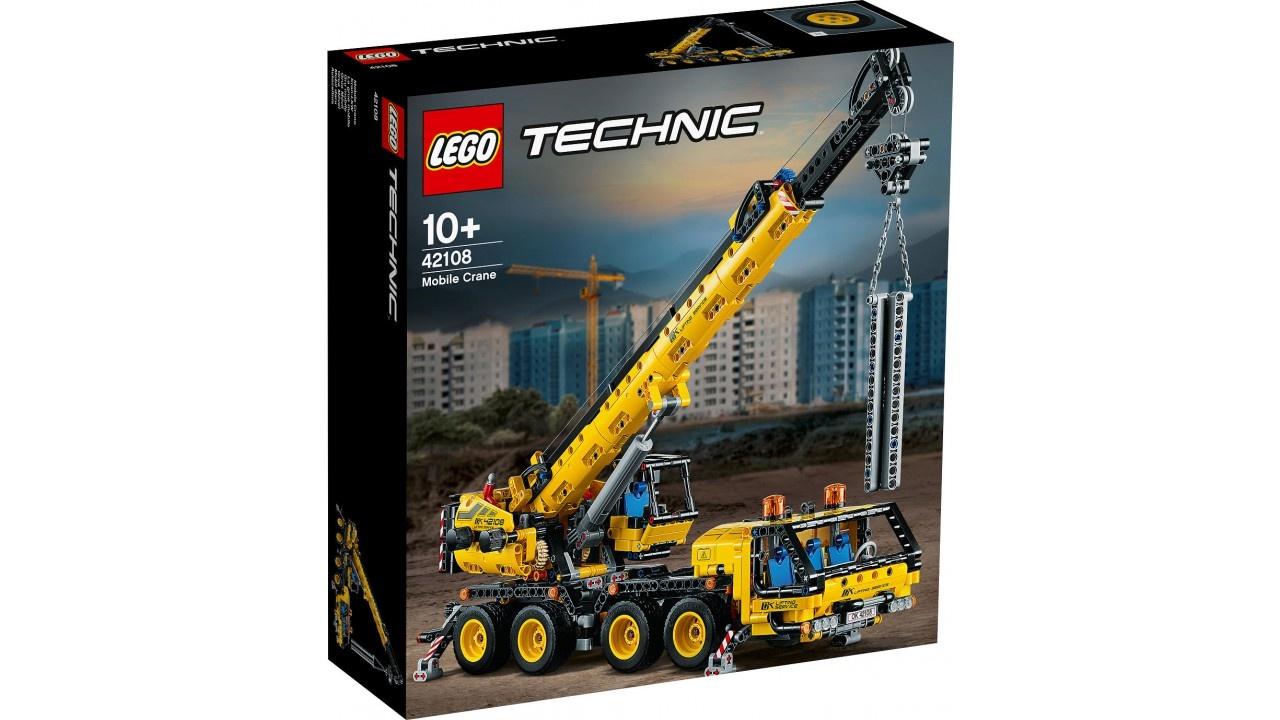 Lego LEGO Technic Mobiele kraan