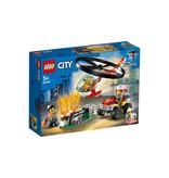 Lego LEGO City Brandweer Brandweerhelikopter reddingsoperatie