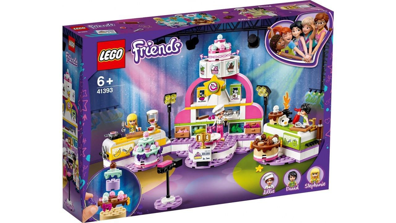 Lego LEGO Friends Bakwedstrijd