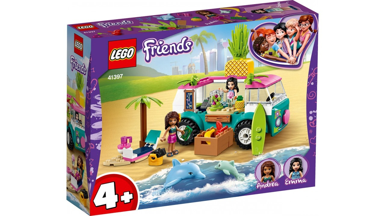 Lego LEGO Friends Sapwagen
