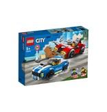 Lego LEGO City Politie Politiearrest op de snelweg