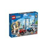 LEGO City Politie Politiebureau