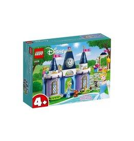 Lego LEGO Disney Princess Het kasteelfeest van Assepoester