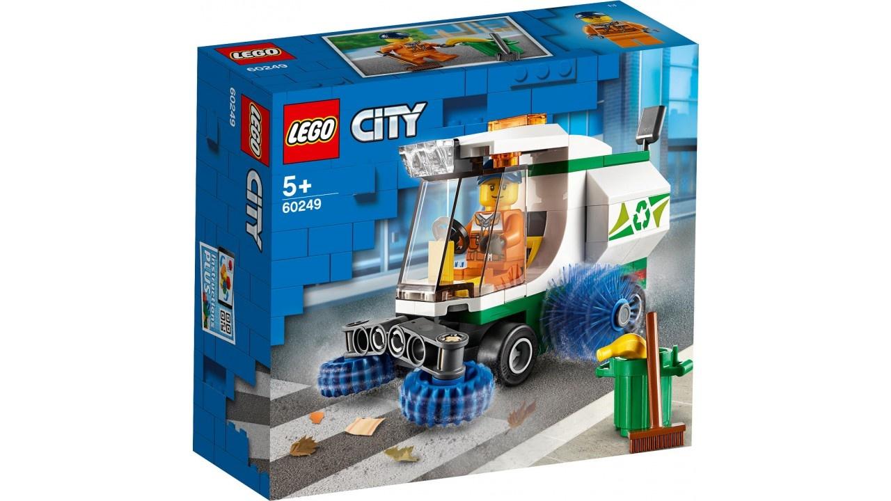 Lego LEGO City Voertuigen Straatveegmachine
