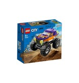 Lego LEGO City Voertuigen Monstertruck