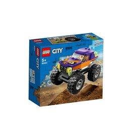 Lego LEGO City Voertuigen Monstertruck