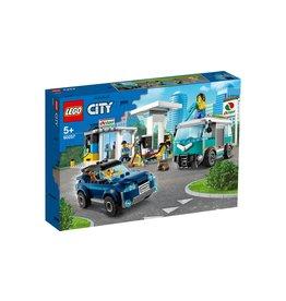 Lego LEGO City Turbo Wheels Benzinestation