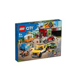 Lego LEGO City Turbo Wheels Tuningworkshop