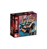 Lego LEGO NINJAGO Cole AND apos;s Speederwagen