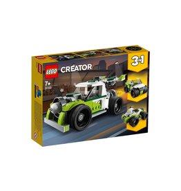 Lego LEGO CREATOR Raketwagen