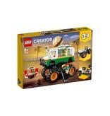 Lego LEGO CREATOR Hamburger Monstertruck