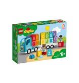 Lego DUPLO My First Alfabet vrachtwagen