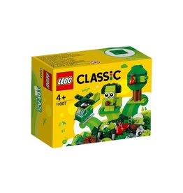 Lego LEGO Classic Creatieve groene stenen