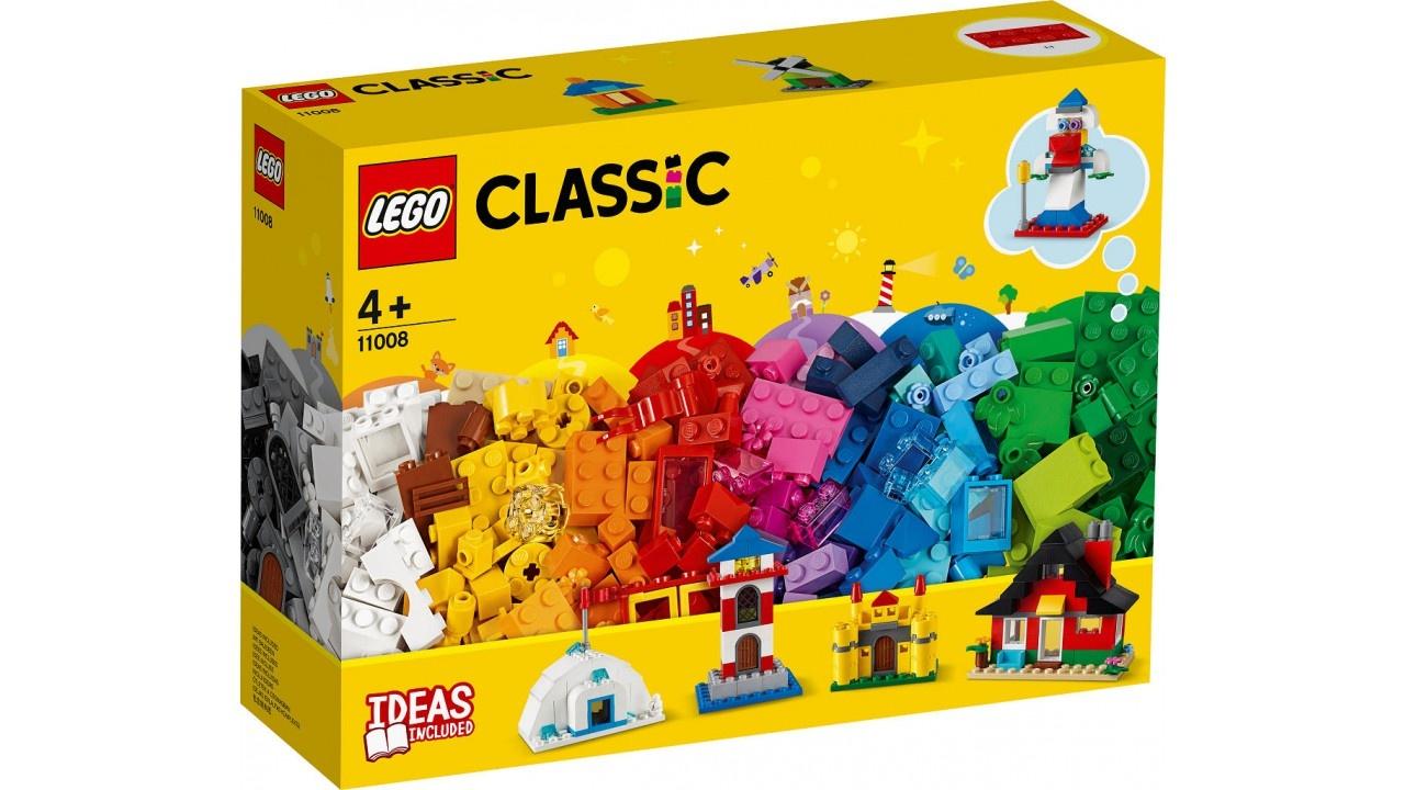 Lego LEGO Classic Stenen en huizen