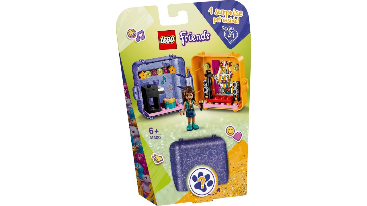 Lego LEGO Friends Andrea AND apos;s speelkubus