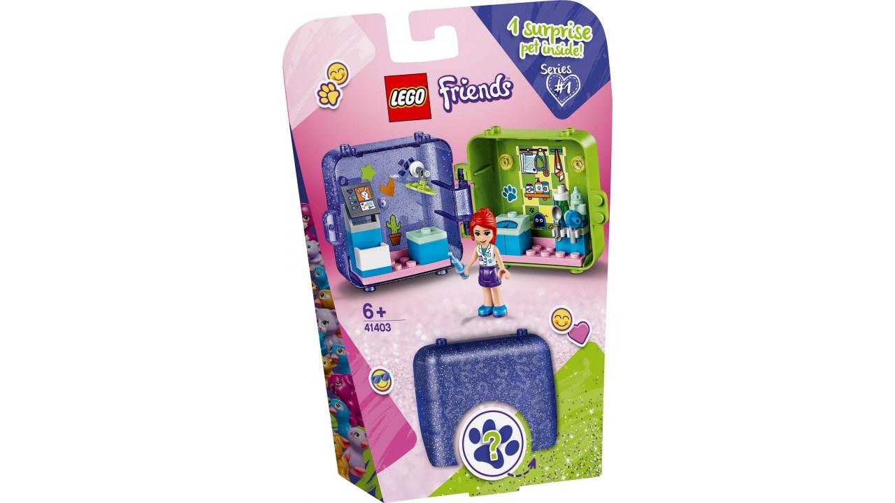 Lego LEGO Friends Mia AND apos;s speelkubus