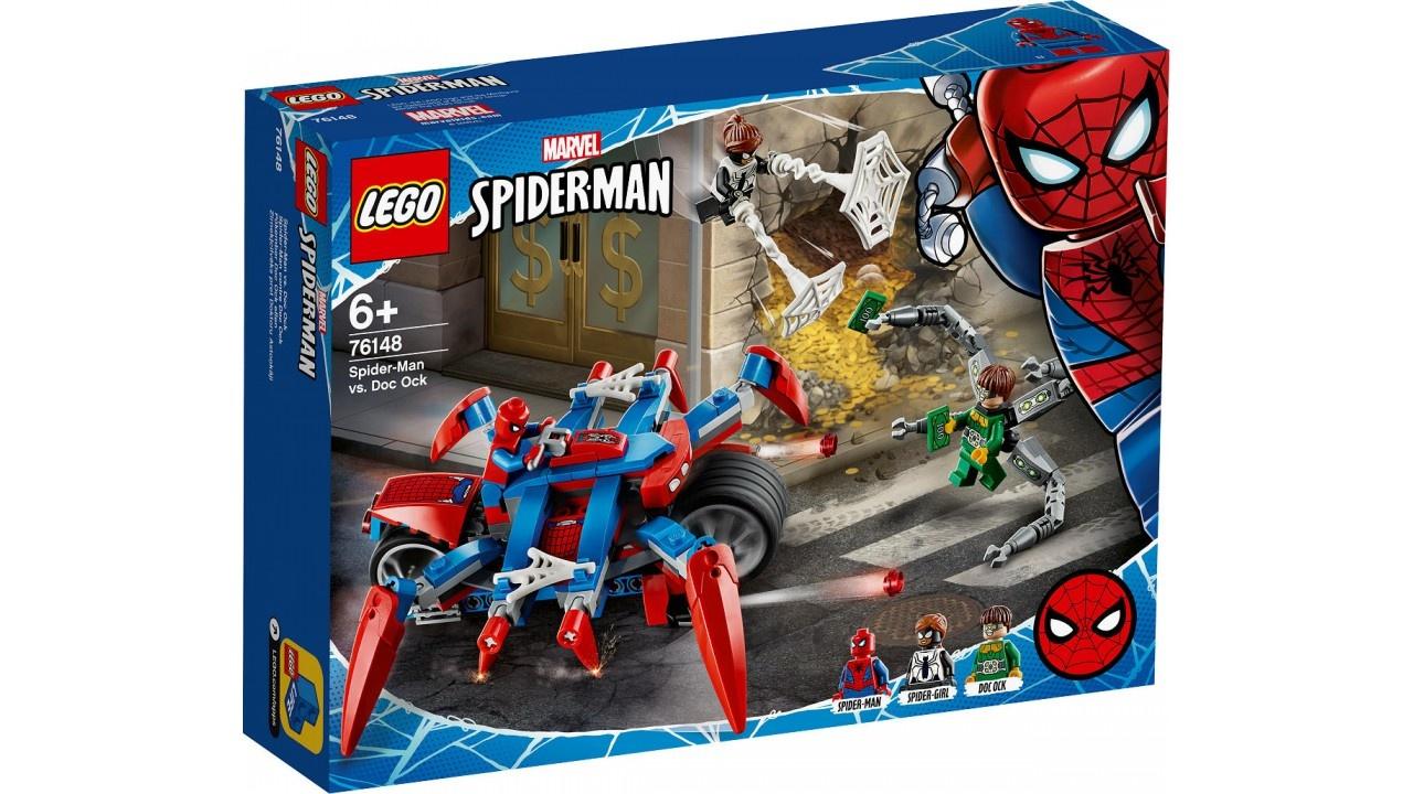 Lego LEGO Super Heroes Spider-Man vs. Doc Ock
