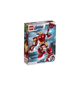 Lego LEGO Super Heroes Iron Man Mecha