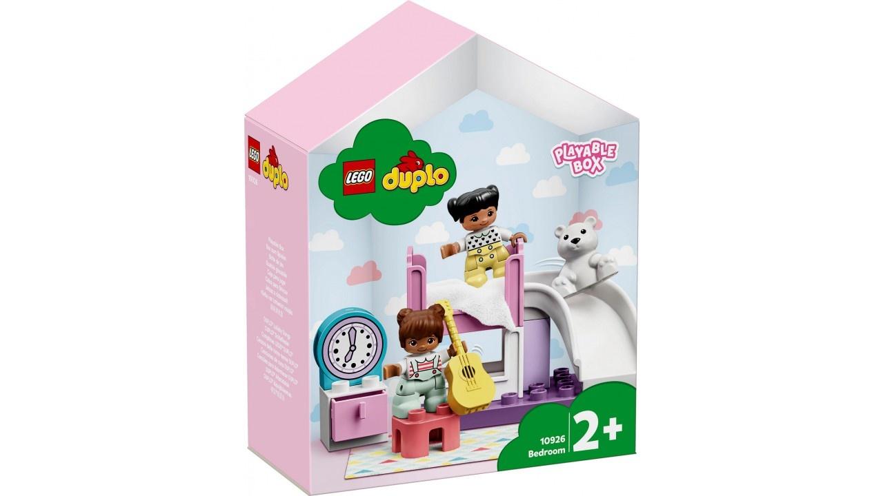 Lego DUPLO Stad Slaapkamer