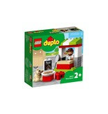 DUPLO Stad Pizza-kraam