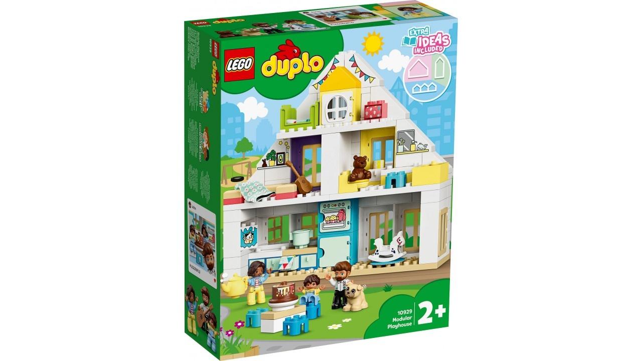 Lego DUPLO Stad Modulair speelhuis