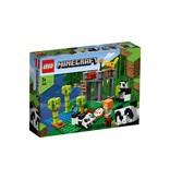 Lego LEGO Minecraft Het pandaverblijf