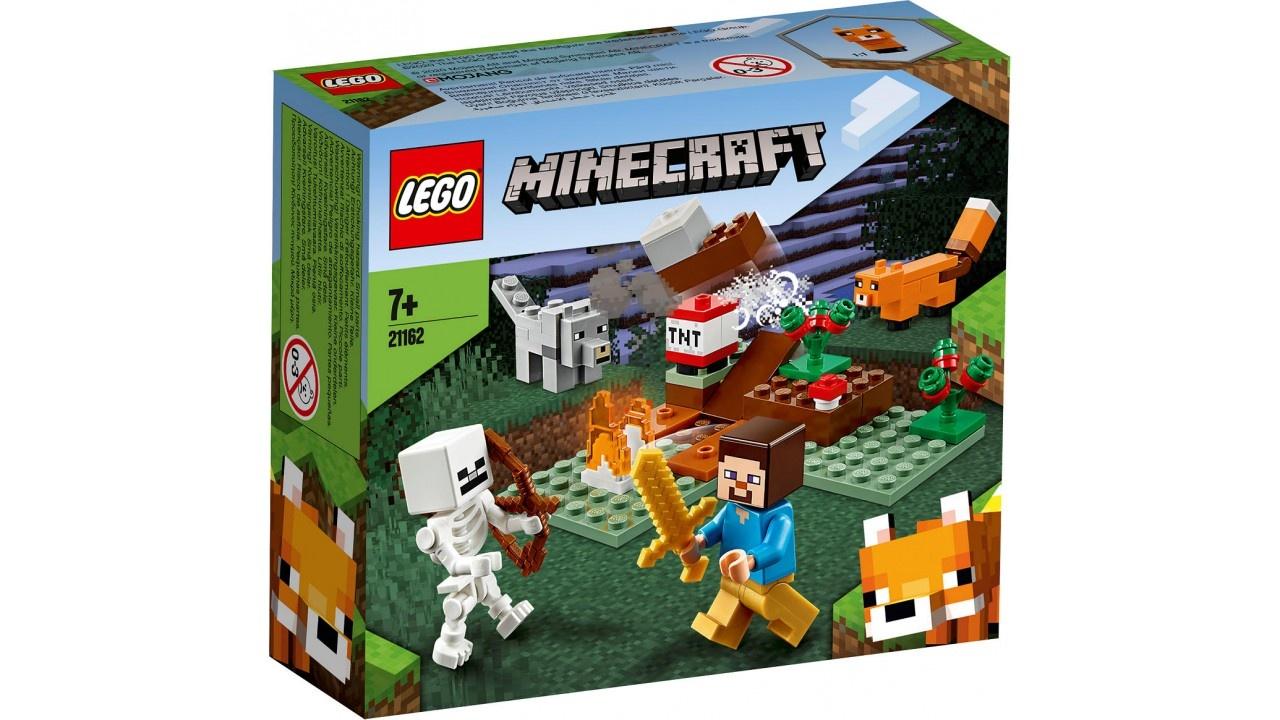 Lego LEGO Minecraft Het Taiga avontuur