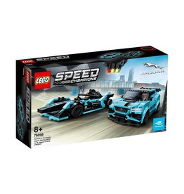 Lego LEGO Speed Champions Formula E Jaguar GEN2 car  AND  I-PACE