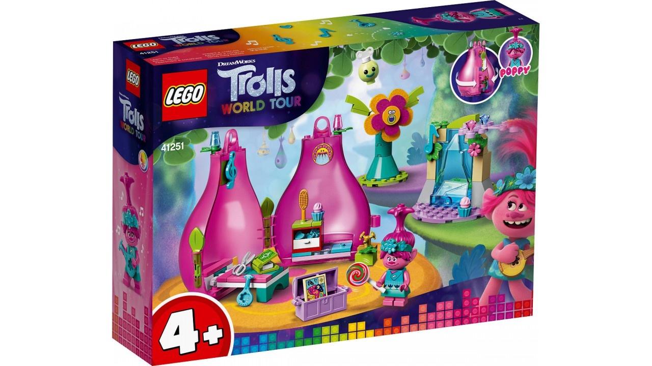 Lego LEGO Trolls Poppy AND apos;s huisje