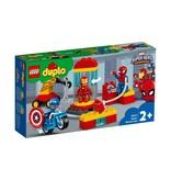 Lego DUPLO Super Heroes Laboratorium van superhelden