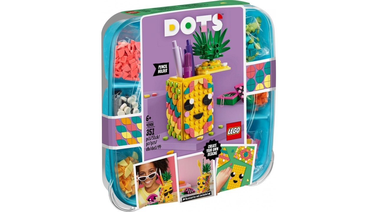 Lego LEGO Dots Ananas Pennenbakje