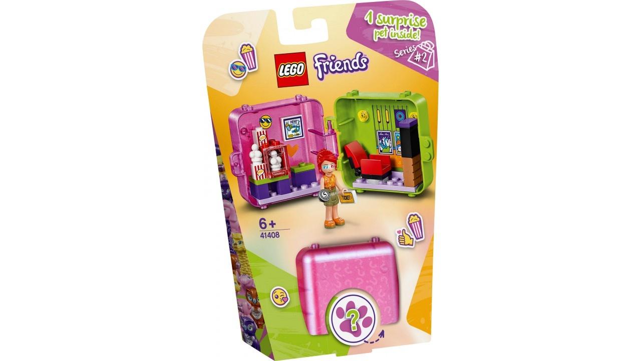 Lego LEGO Friends Mia AND apos;s winkelspeelkubus