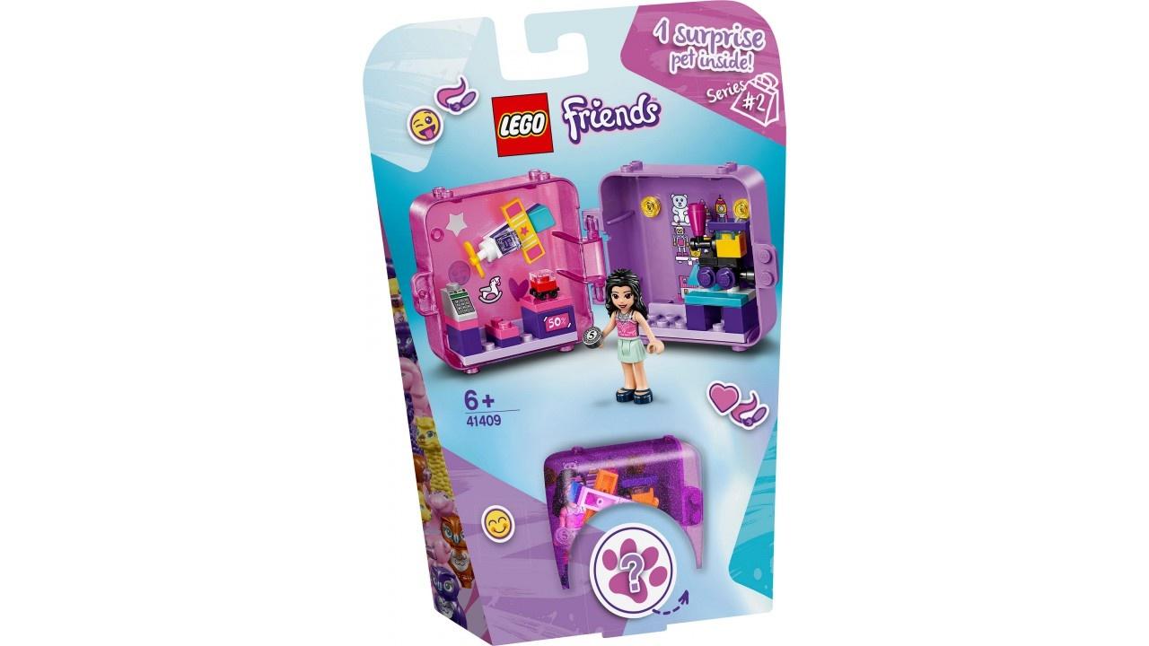 Lego LEGO Friends Emma AND apos;s winkelspeelkubus