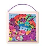 Melissa & Doug Melissa & Doug 14264, Glasschilderen Regenboog