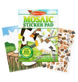 Melissa & Doug Melissa & Doug 40162, Mosaiek Stickerpad Natuur