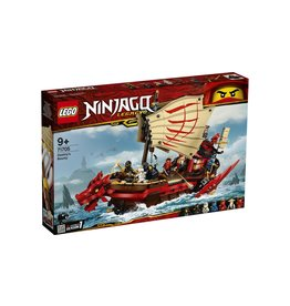 Lego LEGO NINJAGO Destiny AND apos;s Bounty