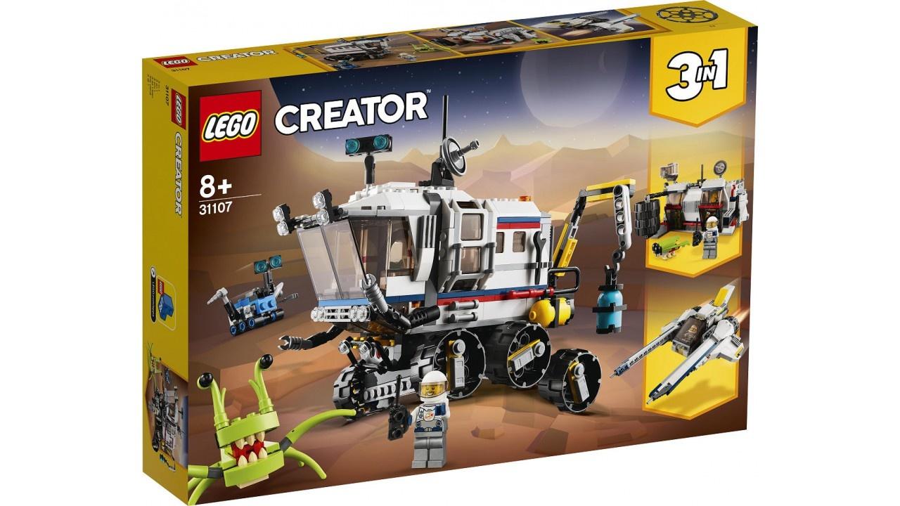 Lego LEGO CREATOR Ruimte Rover Verkenner